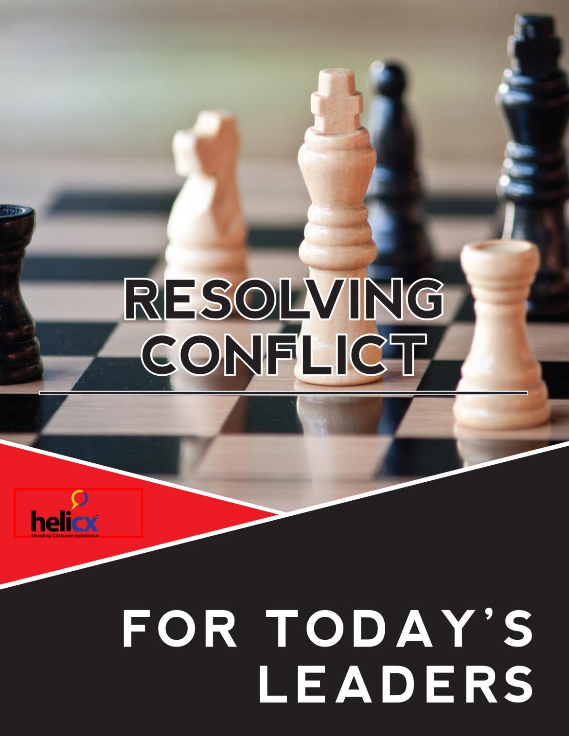 conflict management paper